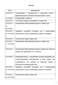 Отчет по производственной практике юриста в мвд 291